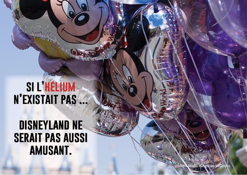 Et si le gaz x n existait pas fun breaking science - Faire tenir des ballons en l air sans helium ...