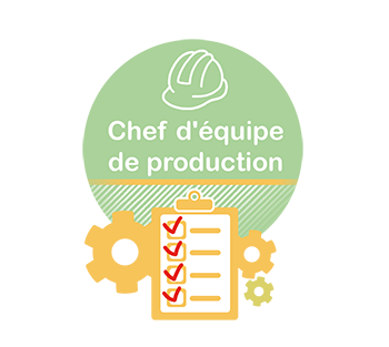 Avatars - Chef d'équipe de production