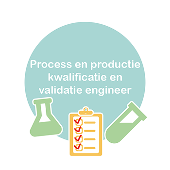 Process en productie kwalificatie en validatie engineer