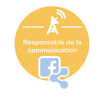 Responsable de la communication